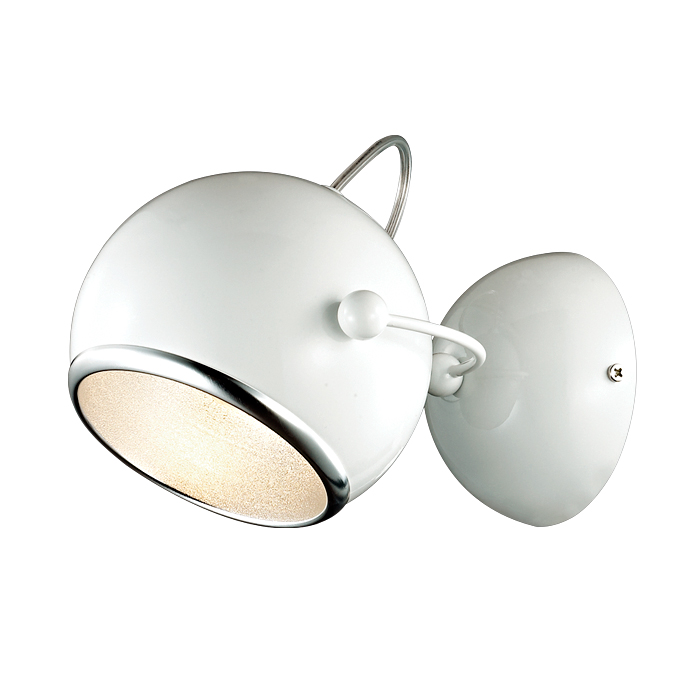 Бра Odeon Light Bula 2903/1W Белый